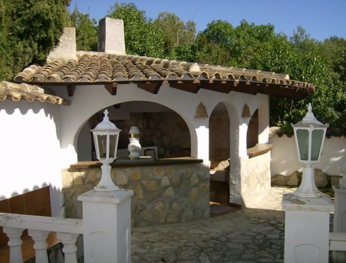 ferienhaus costa blanca benissa: villa monika, Garten und Bauen